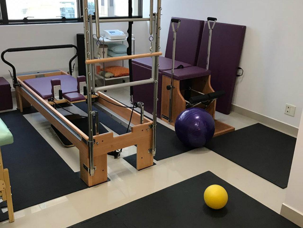 aparelhos para pilates - fisioterapia em moema-